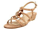 Stuart Weitzman Keywest (Natural Cork)
