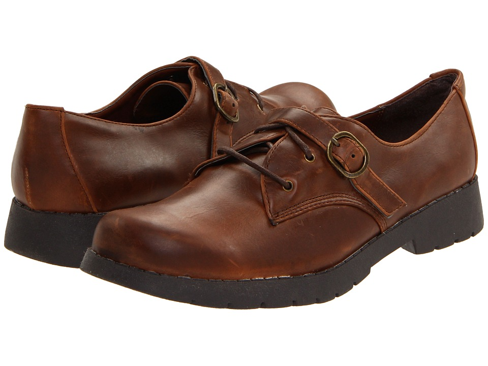 Dirty Laundry - Dominique Wax Out (Brown) Women's Lace up casual Shoes