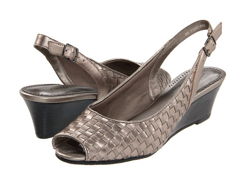 Trotters - Mimi (Pewter) Women's Shoes