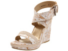 Stuart Weitzman - Wraptor (Whitewash Cork)