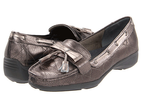 Trotters - Zoe (Pewter) Women's Shoes