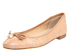 Juicy Couture - Rickey (Platino Snake Print/Natural Nappa) - Footwear