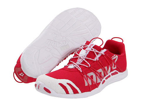 inov-8 - Bare-X Lite 135 (Rose/White) Women's Running Shoes