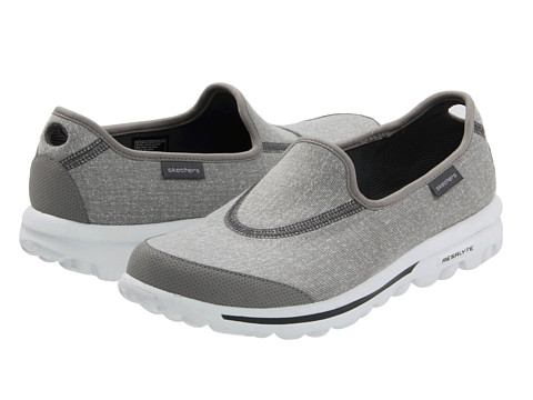 SKECHERS Performance - GOwalk (Grey) Women