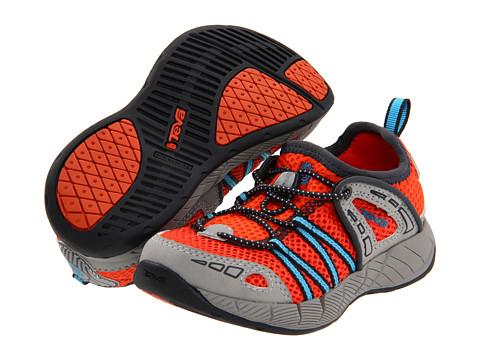 Teva Kids - Churn (Toddler/Little Kid/Big Kid) (Spicy Orange) Boys Shoes