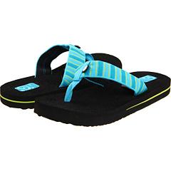 SALE! $11.99 - Save $5 on Teva Kids Mush II (Toddler Little Kid Big Kid) (Deco Stripe Multi Blue) Footwear - 29.47% OFF $17.00