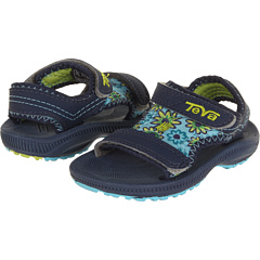 SALE! $9.99 - Save $22 on Teva Kids Psyclone 2 Print (Infant Toddler) (Daisy Blue) Footwear - 68.78% OFF $32.00