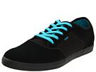 Reef - Coastal Brink CC (Black/Turquoise) - Footwear
