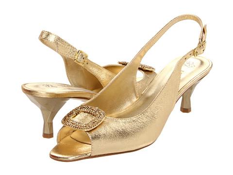 J. Renee - Classic (14k Gold Metallic Nappa Leather) Women