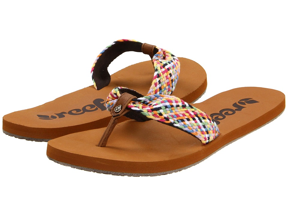 Reef - Mallory Scrunch (Multi) Women's Sandals