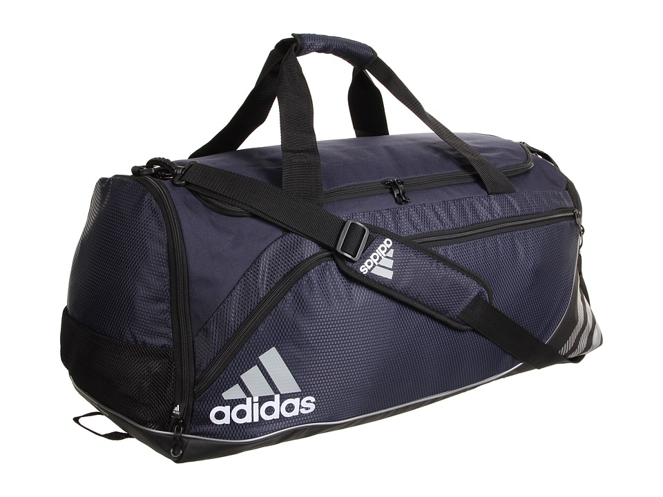 adidas - Team Speed Duffel - Large (Collegiate Navy) Duffel Bags