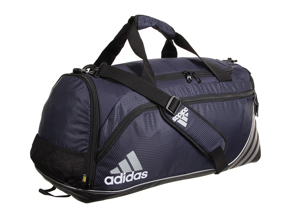 adidas - Team Speed Duffel - Medium (Collegiate Navy/Black) Duffel Bags