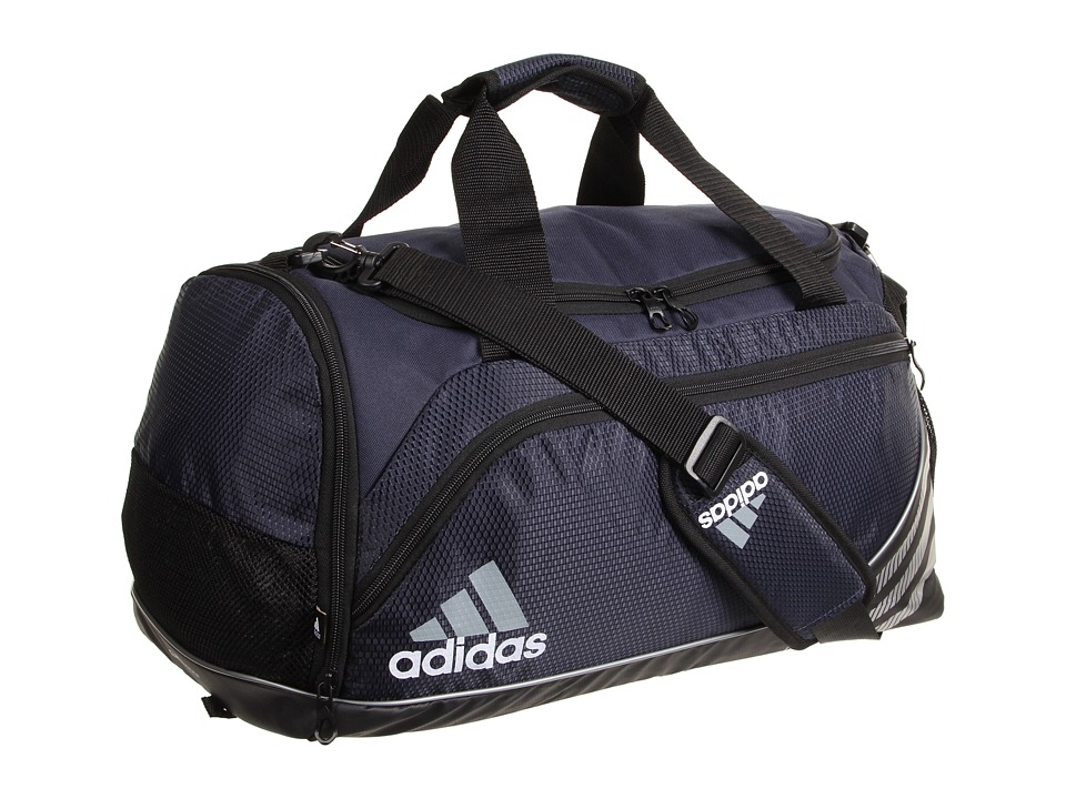 adidas - Team Speed Duffel - Small (Collegiate Navy) Duffel Bags