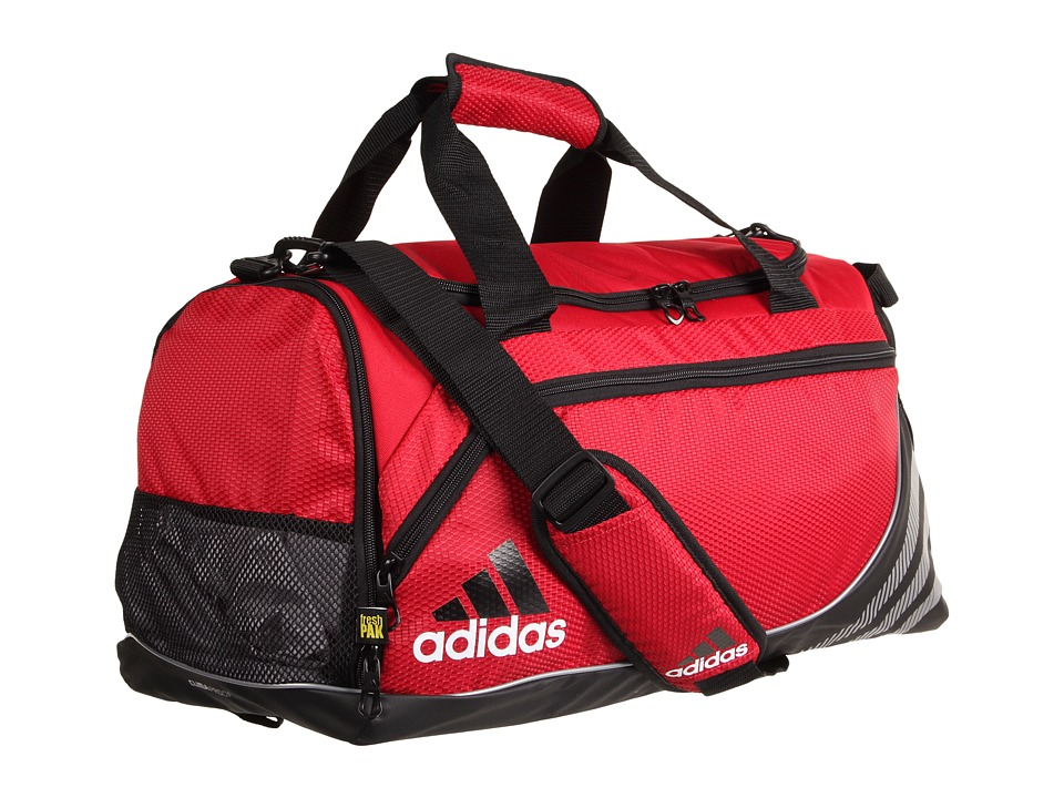 adidas - Team Speed Duffel - Small (University Red) Duffel Bags