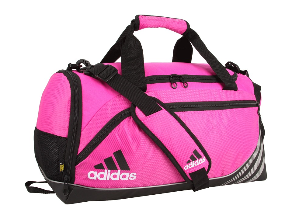 adidas - Team Speed Duffel - Small (Intense Pink) Duffel Bags