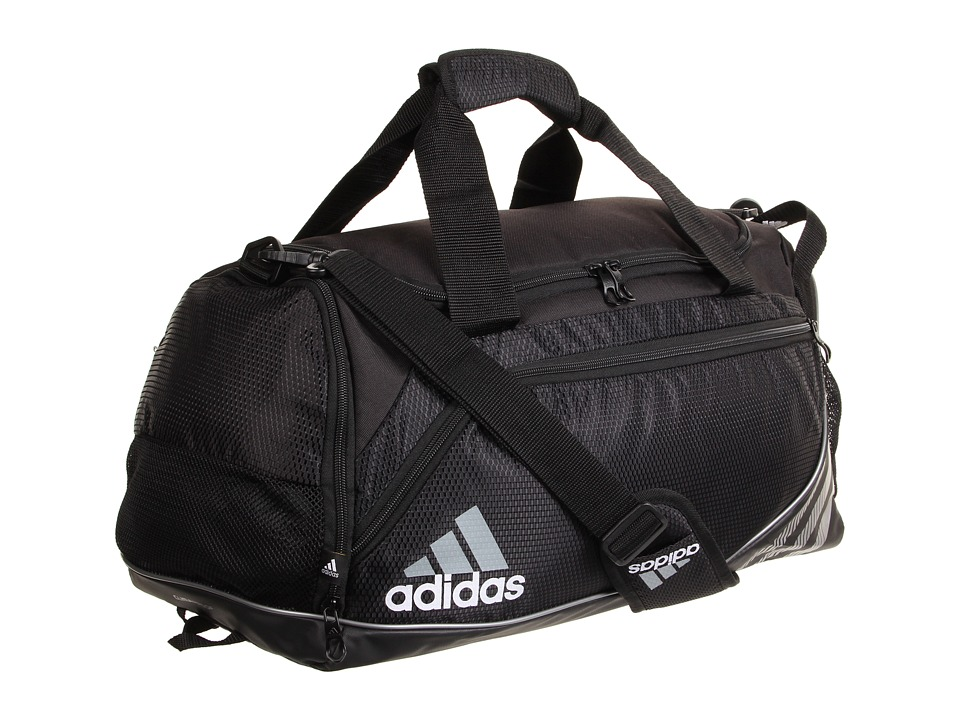 adidas - Team Speed Duffel - Small (Black) Duffel Bags