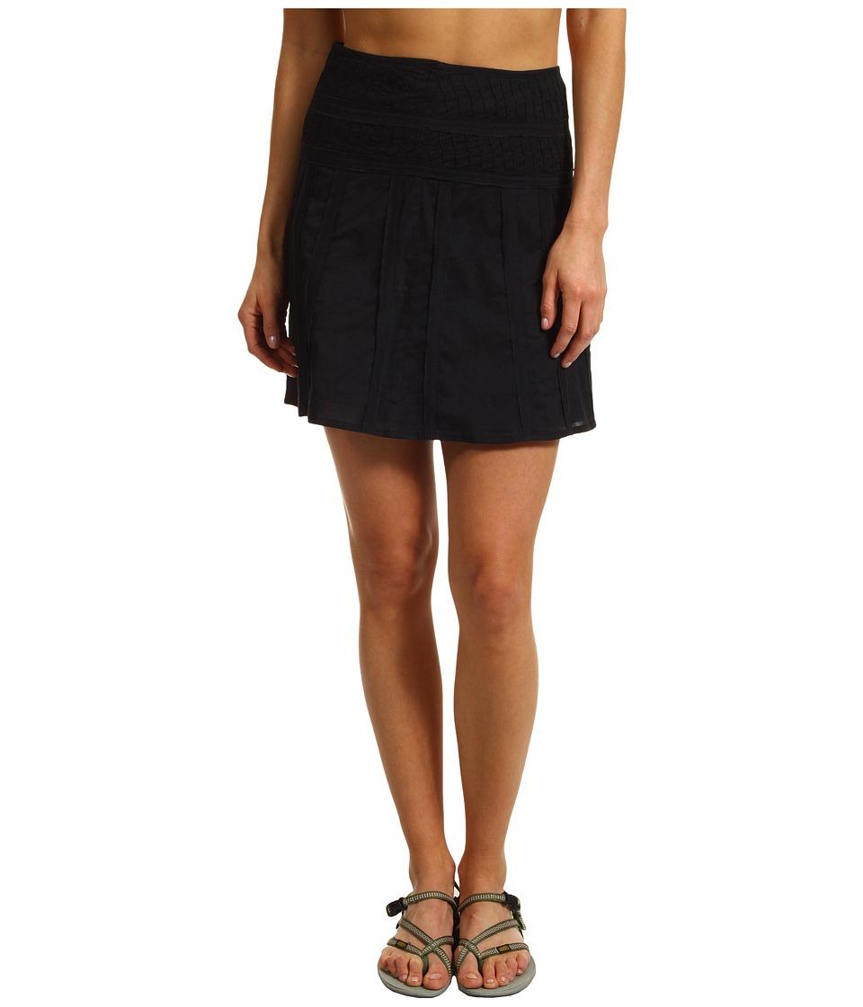 Prana - Erin Skirt (Black) Women