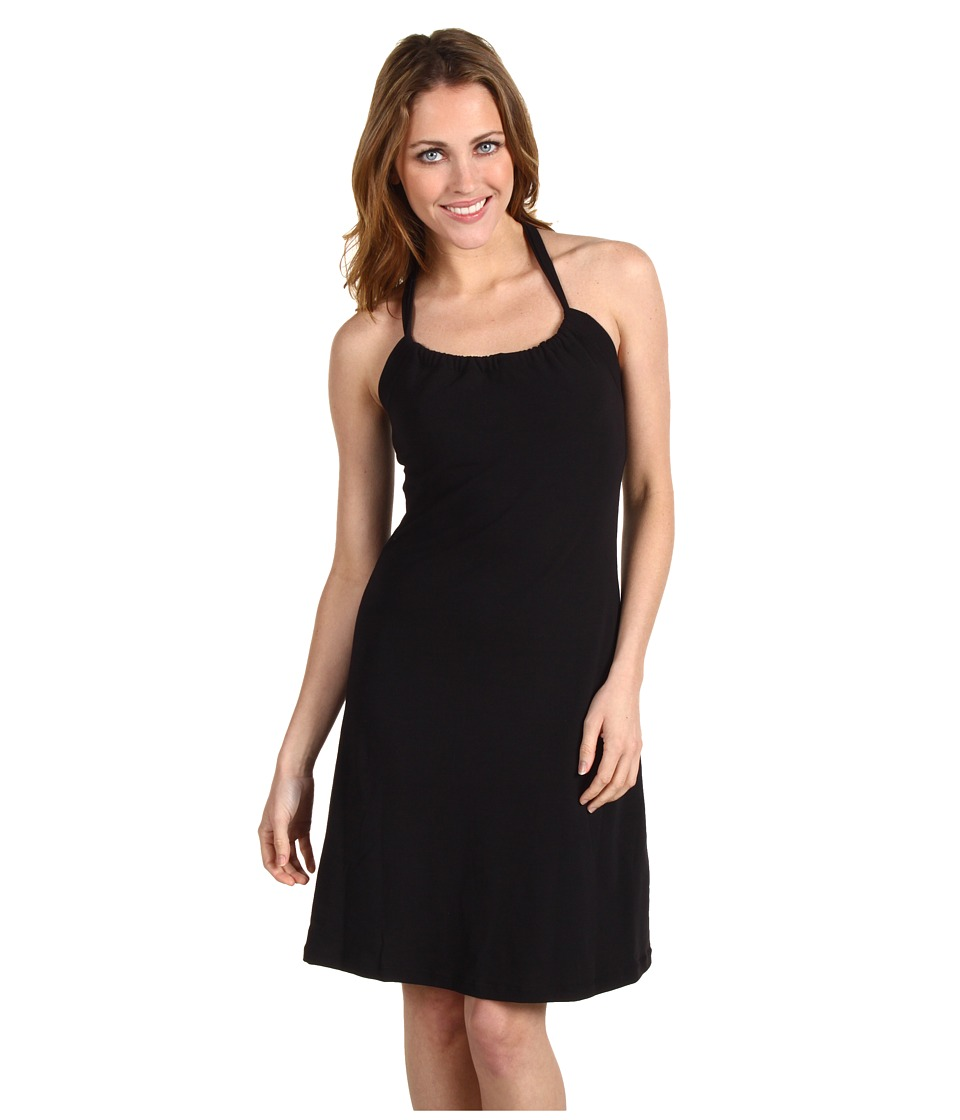 Prana - Quinn Dress (Black) Women's Dress