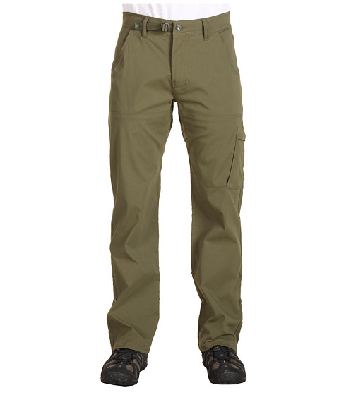 Prana - Stretch Zion Pant (Cargo Green) Men