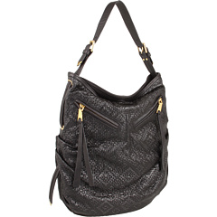 SALE! $196.92 - Save $198 on Treesje Holden (Black Woven) Bags and Luggage - 50.15% OFF $395.00