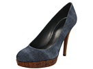 Stuart Weitzman - Rowswoon (Navy Antique Denim)