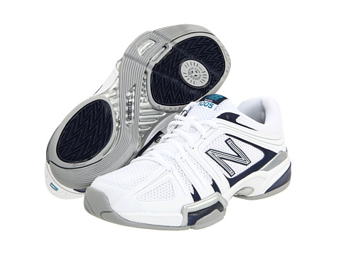 New Balance - MC1005 (White) Men's Tennis Shoes