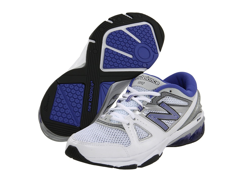 New Balance - WX1012 (White) Women's Shoes
