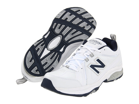New Balance - MX608v3 (White) Men's Shoes