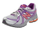 New Balance Kids KJ860 (Little Kid/Big Kid) (Purple/Orange)