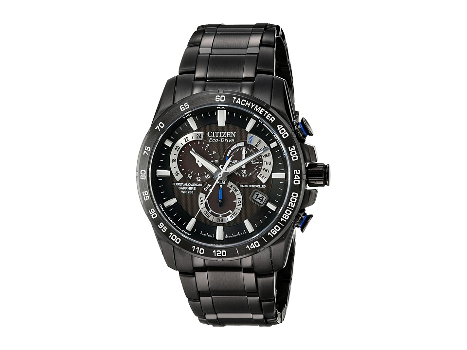 Citizen Watches - AT4007-54E Perpetual Chrono A-T Watch (...