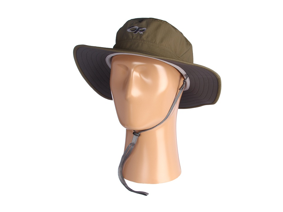 Outdoor Research - Helios Sun Hat (Fatigue) Casual Visor