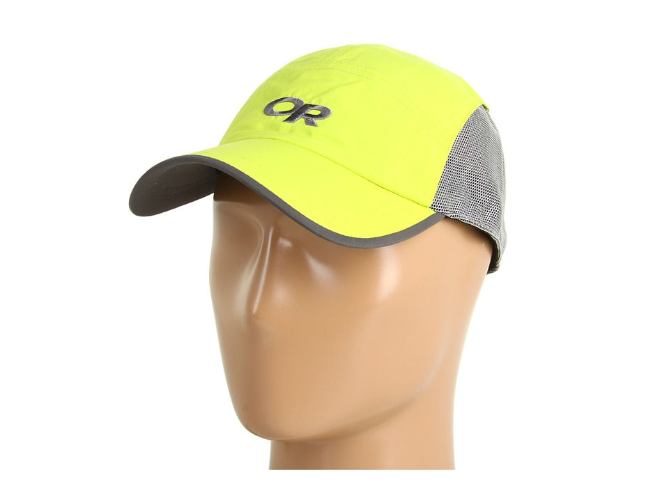 Outdoor Research - Swift Cap (Lemongrass/Light Grey) Baseball Caps