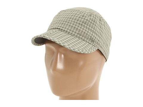 Outdoor Research - Radar Pocket Cap (Sandstone Check) Safari Hats