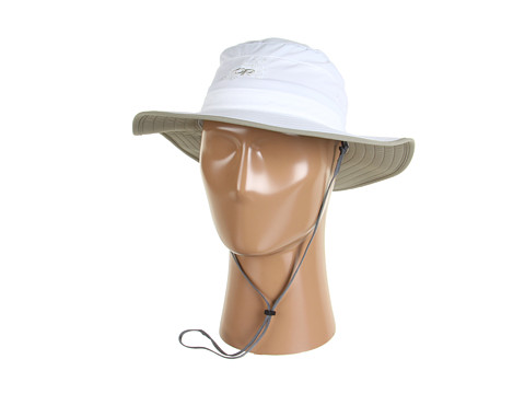 Outdoor Research - Solar Roller Hat (White/Khaki) Caps