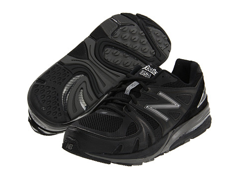 New Balance - M1540 (Black) Men's Running Shoes