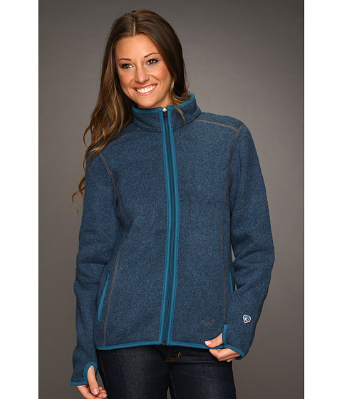 Kuhl - Tara Fleece Jacket (Indian Teal) Women