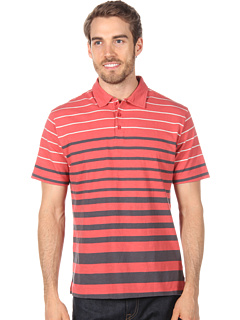 SALE! $15.99 - Save $40 on Horny Toad Foster Polo Shirt (Mineral Red) Apparel - 71.45% OFF $56.00