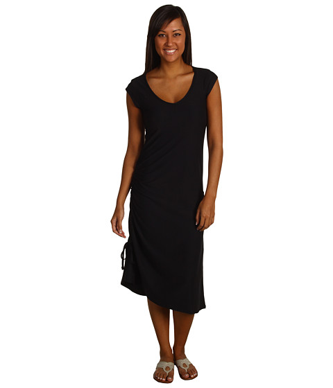 Toad&Co - Muse Dress (Black) Women's Dress