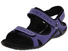 ECCO - Vibration II Ankle Sandal (Indigo/Black) -