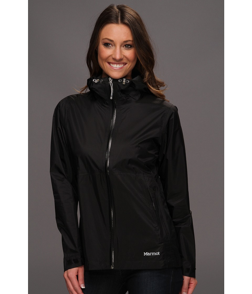 Marmot - Crystalline Jacket (Black) Women's Coat