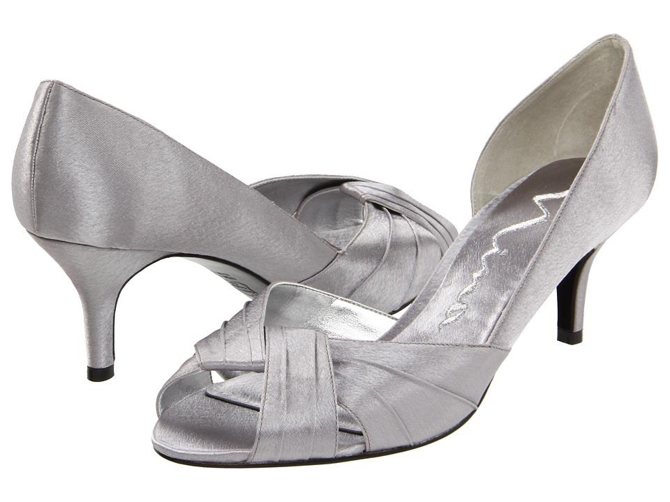 Nina - Culver (Royal Silver) Women's Bridal Shoes