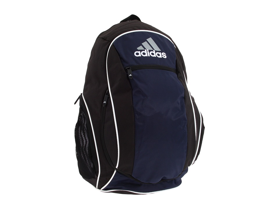 adidas - Estadio Team Backpack II (Collegiate Navy) Backpack Bags