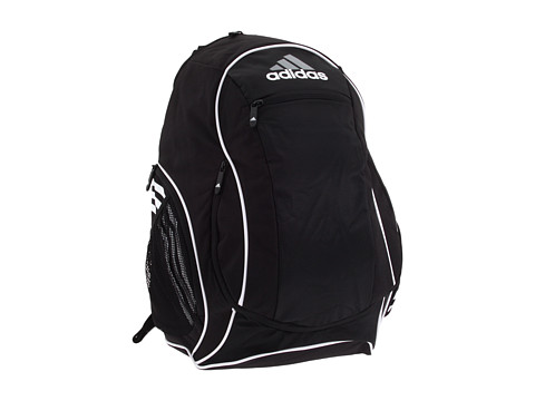 adidas - Estadio Team Backpack II (Black) Backpack Bags