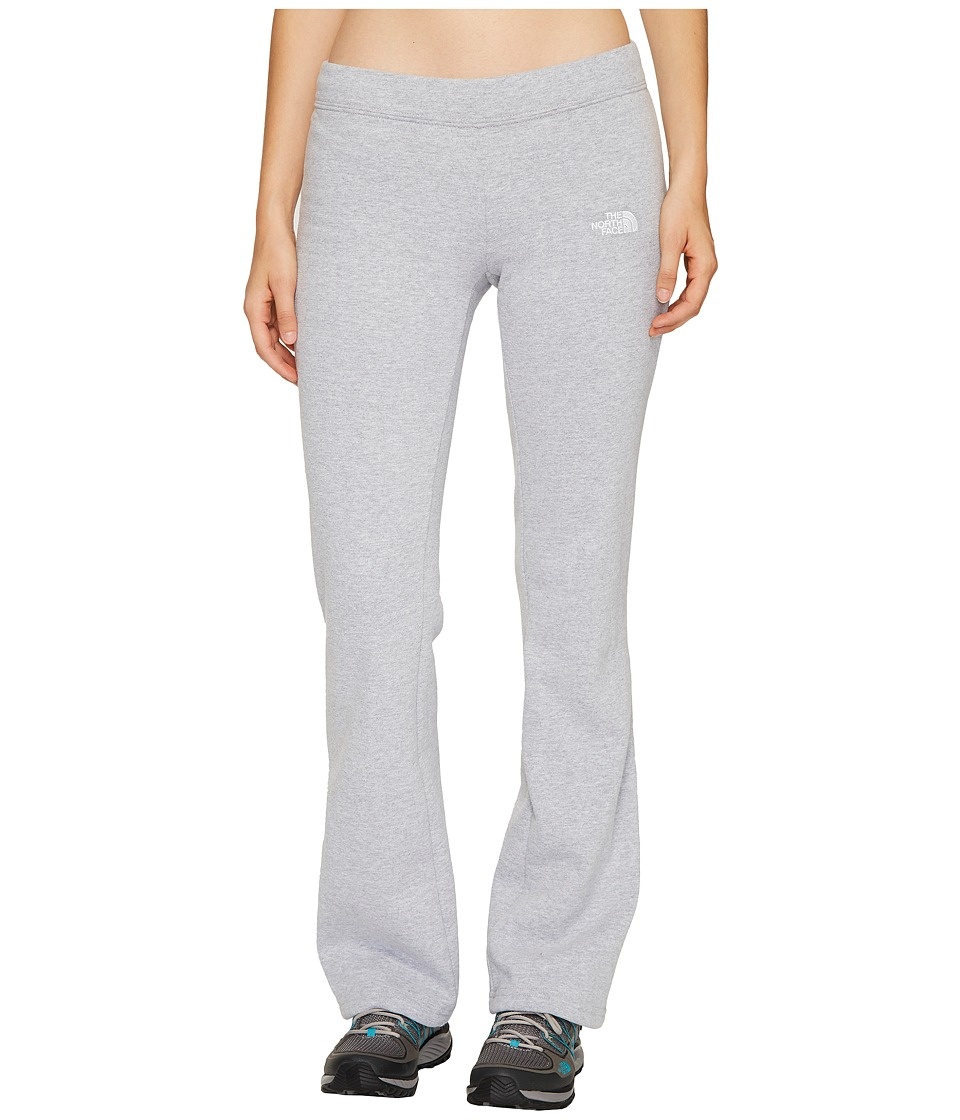 The North Face - Half Dome Pant (Heather Grey/TNF White (Prior Season)) Women's Workout