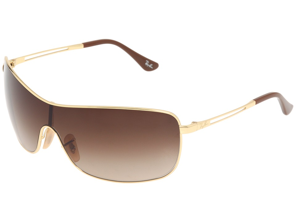 Ray-Ban - RB3466 (Gradient Bronze) Fashion Sunglasses