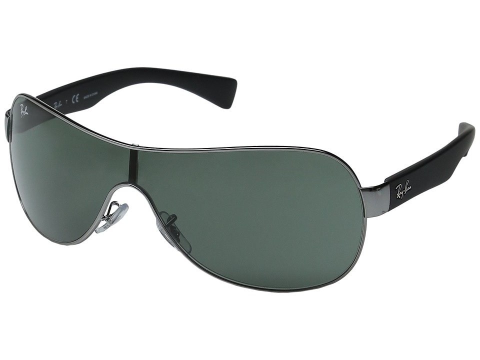 Ray-Ban - RB3471 (Dark Grey) Fashion Sunglasses