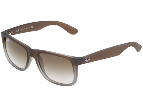 Ray-Ban - RB4165 55mm (Cafe Brown) Fashion Sunglasses