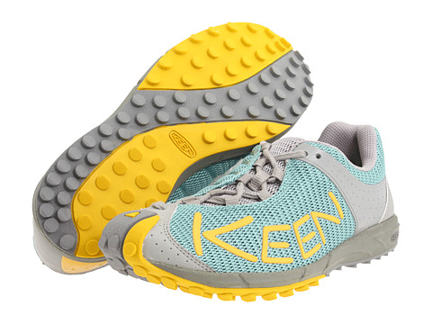 Keen - A86 TR (Sea Blue/Mimosa) Women's Shoes