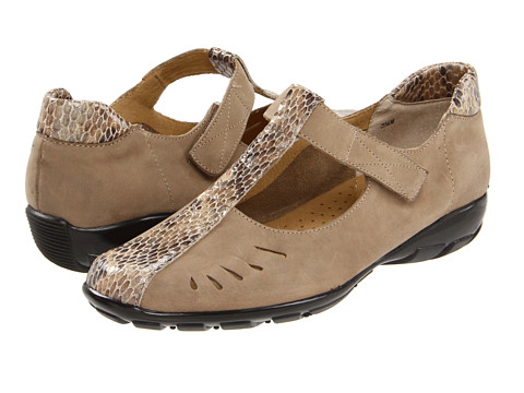 Vaneli - Airy (Taupe Garbo Nabuk) Women's Flat Shoes
