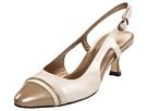 Vaneli - Eagle (Sand Pearl Nappa/Mtch Patent+GG) - Footwear